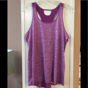 Champion purple tank top